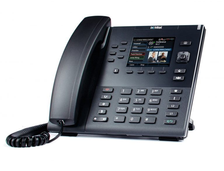 Aastra/Mitel 6867i model telephone